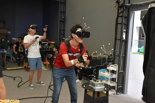 Think you've seen everything VR has to offer? Unless you were at ChinaJoy 2016 last week, we really doubt that's true.We knew that Sony's PlayStation VR headset would be at the massive event, ...