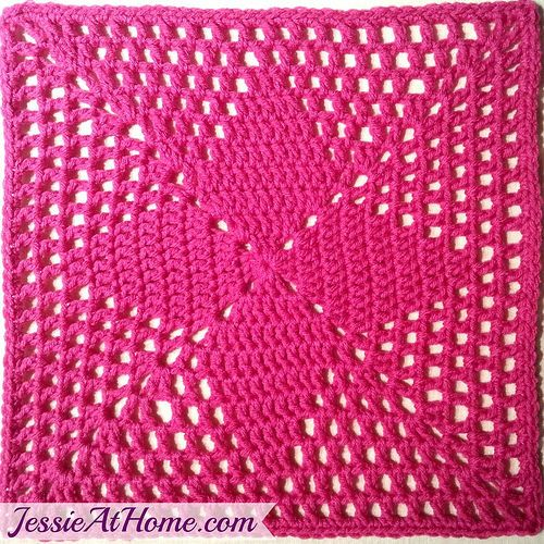 Crochet squares are the cornerstones of so many different types of projects. A single crochet square can be framed and hung as a work of art. A bunch of crochet squares can be stitched together to ...